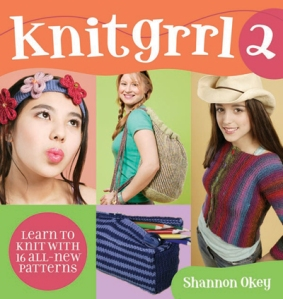 Knitgrrl 2 by Shannon Oakey